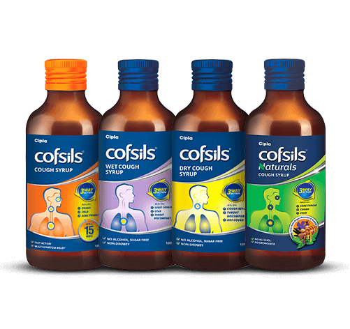 Cofsils - The complete solution for sore throat